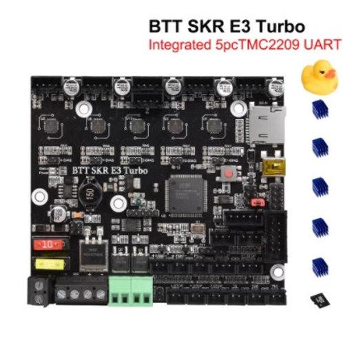 Плата BIGTREETECH SKR E3 Turbo