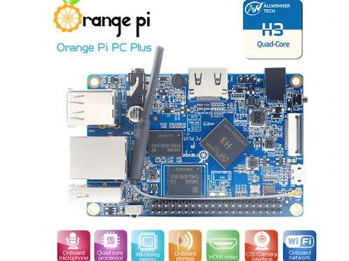 Orange Pi PC Plus RAM 1G с 8GB Emmc Flash