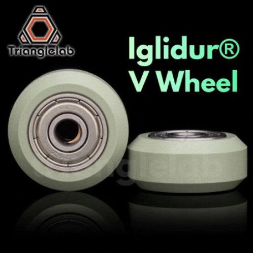 Trianglelab Openbilds iglidur®V wheel