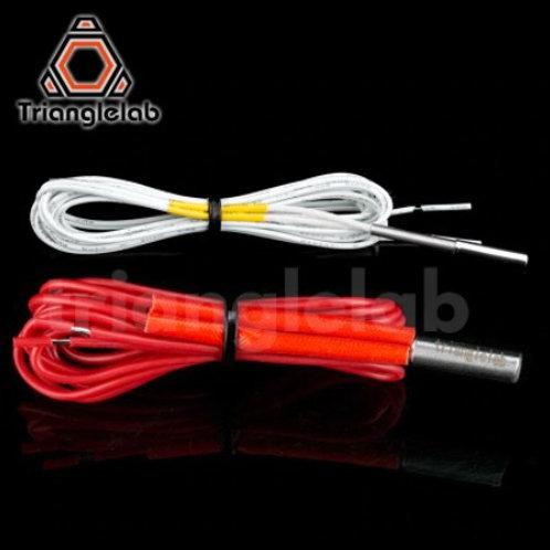 Нагреватель 12v 40w и термистор 104GT-2 для E3Dv6
