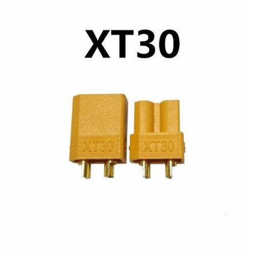 Штекеры XT30