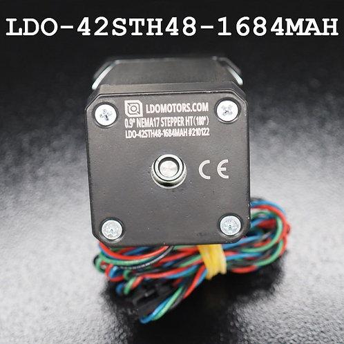 Шаговый двигатель LDO-42STH48-1684MAH (180с)