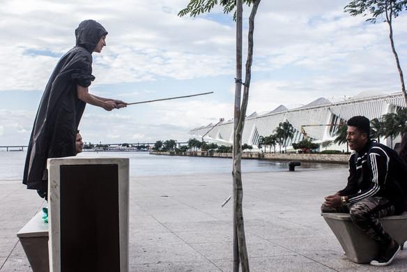 pescaria -- Chris Igreja
