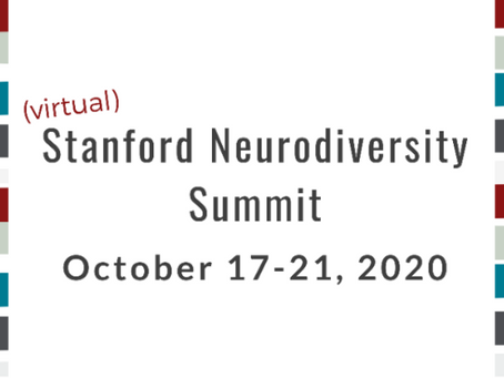 Stanford Neurodiversity Virtual Summit