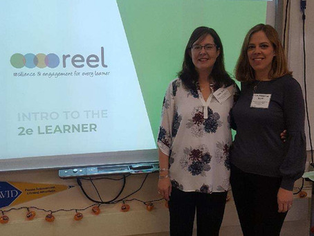 10/11 REEL Intro to 2e at PAUSD Powerful Practices 5.0