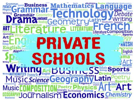 REEL 2e Private School Parent Panel