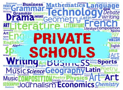 Private School Panel