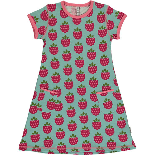 Dress SS - RASPBERRY