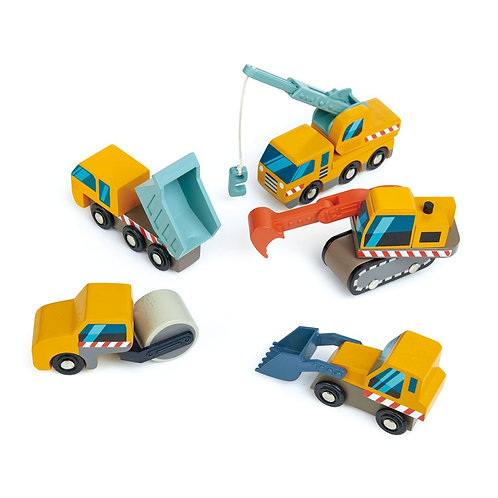 Construction Site - Tender Leaf Toys