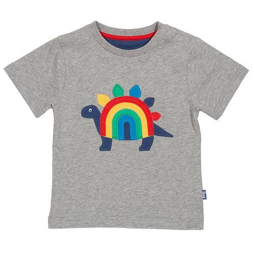 Rainbow-saurus T-shirt