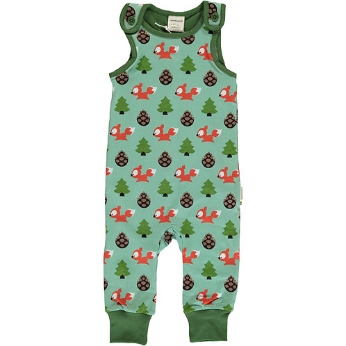 Playsuit - BUSY SQUIRREL