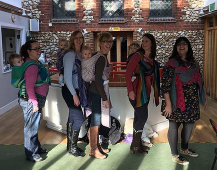 Sling Library Meet Frimley Godalming Farnham Guildford Camberley Aldershot