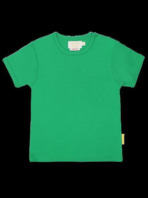 Green Basic T-shirt - Toby Tiger