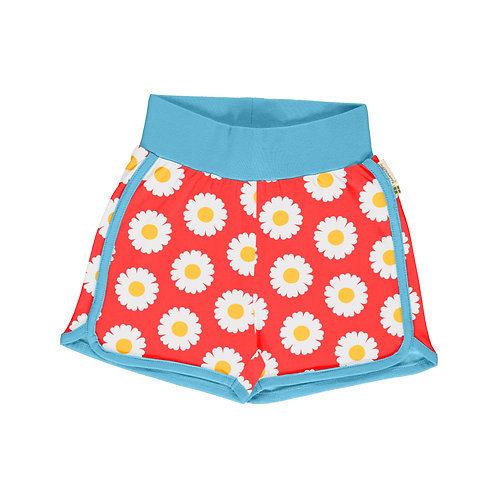 Runner Shorts - DAISY - Maxomorra