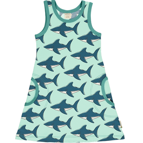 Dress NS - SHARK - Maxomorra
