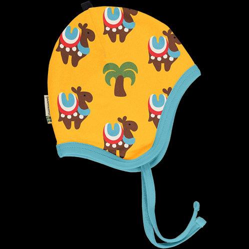 Helmet Hat - CAMEL CARAVAN - Maxomorra