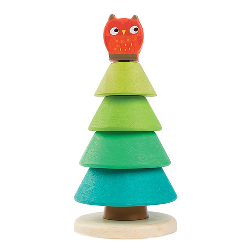 Stacking Fir Tree - Tender Leaf Toys