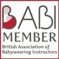 British Association of Babywearing Instructors Member
