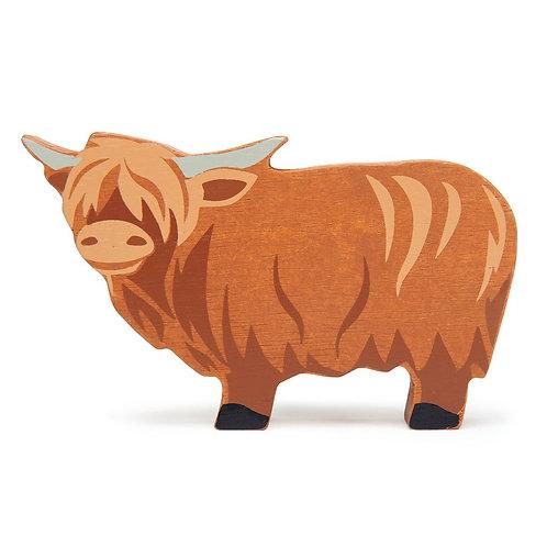 Highland Cow - Tender Leaf Toys