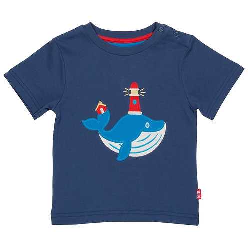 Wonder-whale T-shirt
