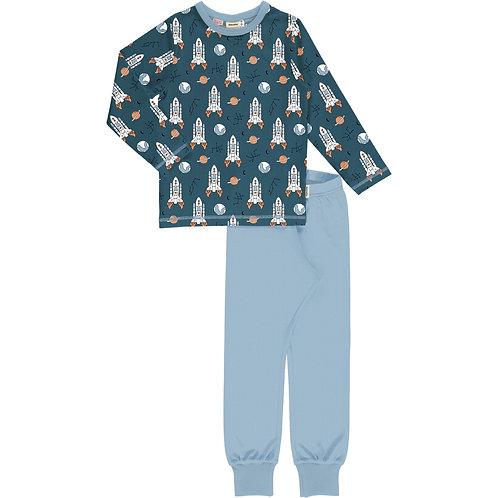 Pyjama Set LS - READY TO TAKE OFF - Meyadey