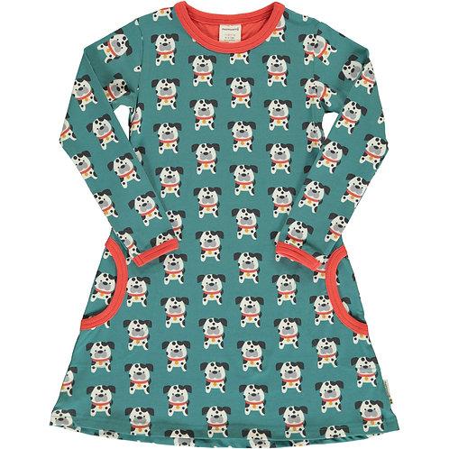 Dress LS - DALMATION BUDDY - Maxomorra