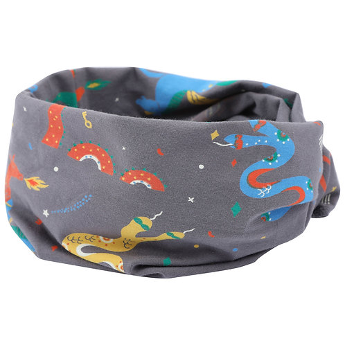 Adult Neck Warmer - MYTHICAL CREATURES - Piccalilly
