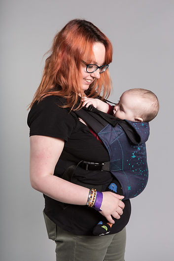 babywearing consultant surrey