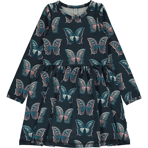 Dress Spin LS -BUTTERFLY