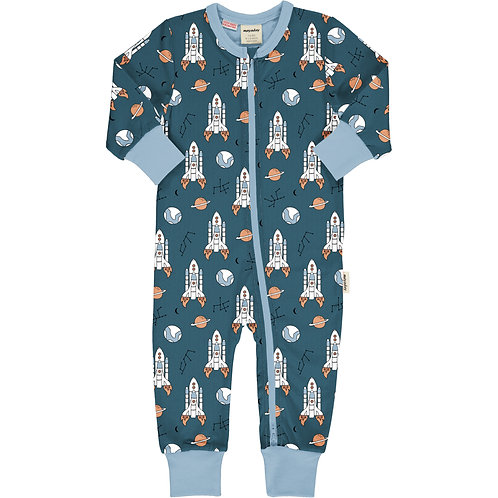 Rompersuit LS - READY TO TAKE OFF - Meyadey
