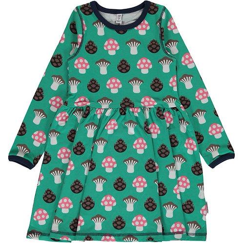 Dress Spin LS -MUSHROOM
