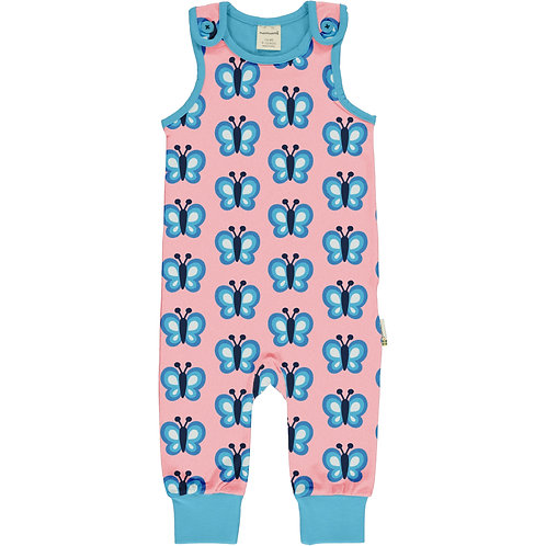 Playsuit - BLUEWING BUTTERFLY - Maxomorra