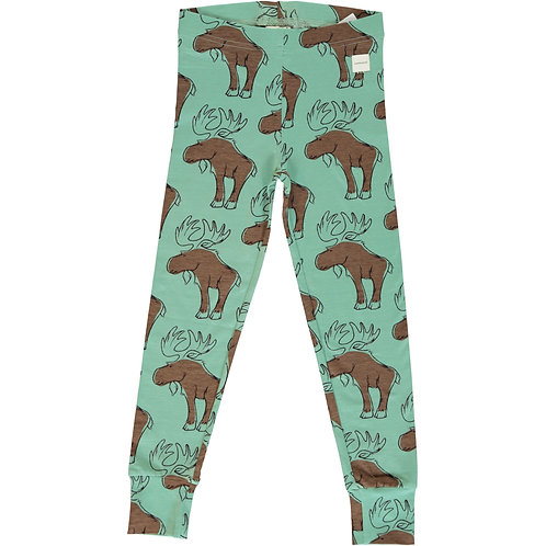 Cuff Leggings - MIGHTY MOOSE
