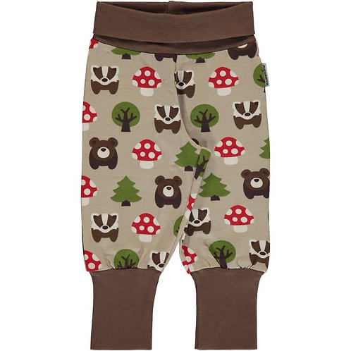 Rib Pants - FOREST