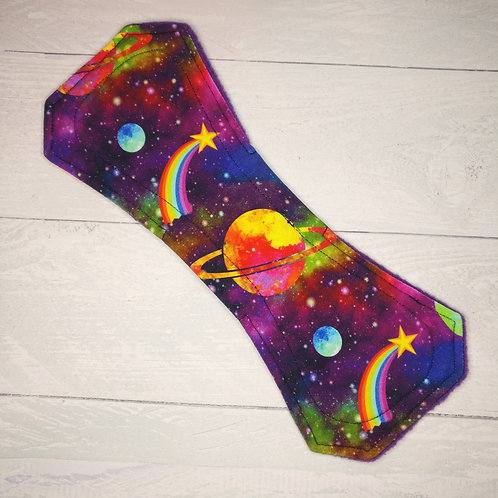 Cloth Sanitary Pad - PSYCHADELIC SPACE - Sparkly & Co.