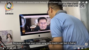 Love and enjoy what you sing! What is your favouite song to sing? 享受唱歌的樂趣!您最喜歡的歌是什麼?