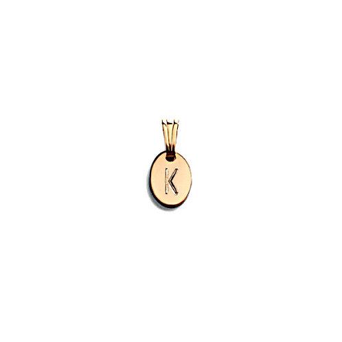 Mini Oval Pendant