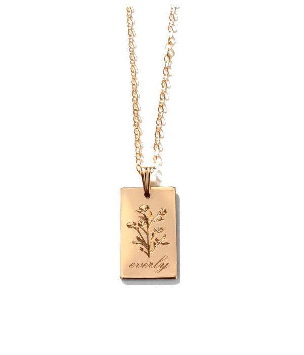 Story Book Necklace / Kia Chain