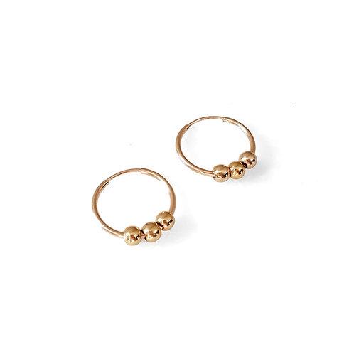 Lani Hoop Earrings