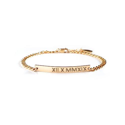 Custom Bar Bracelet | Nala