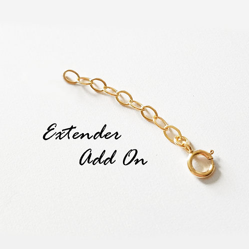 Extender (For Necklaces & Bracelets)