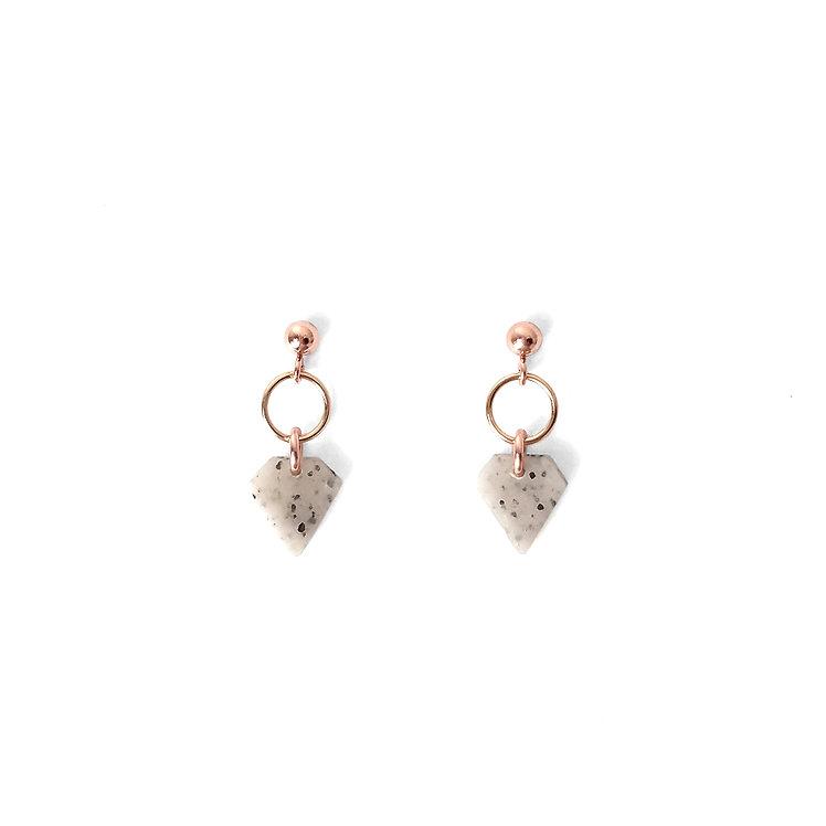 Aura Diamond Earrings