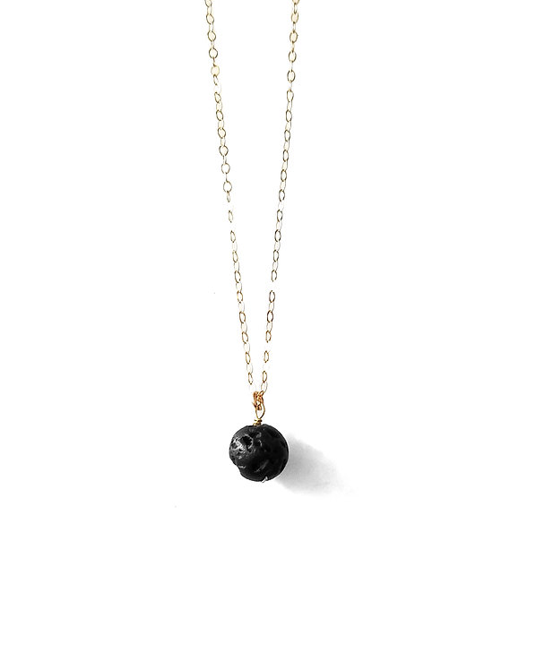 Lava Drop Diffuser Necklace