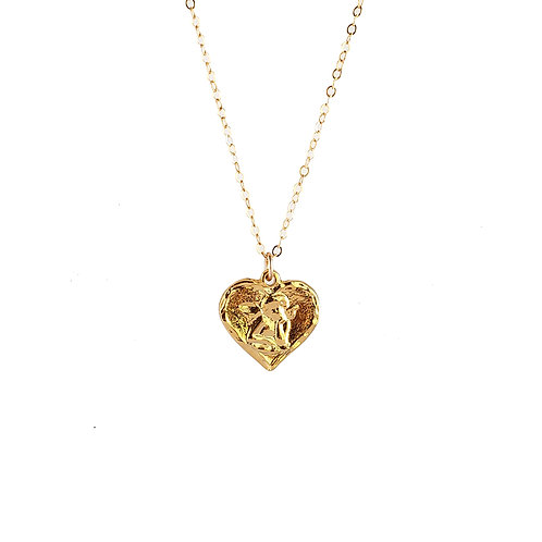 Love, Cupid Necklace