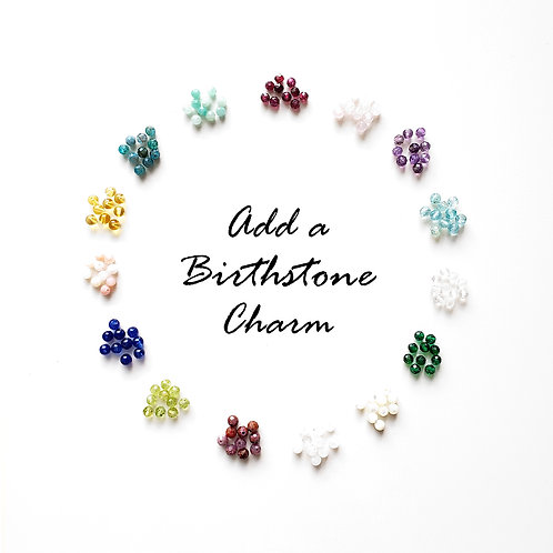 Add a Birthstone Charm