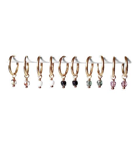 Olina Hoop Earrings