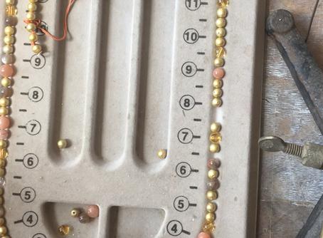 Stringing up pearls
