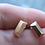 Thumbnail: Rectangular faceted studs