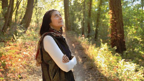 Sonoma County's Poet Laureate Maya Khosla sees hope in the ashes