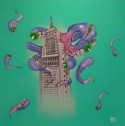 Tentáculos urbanos